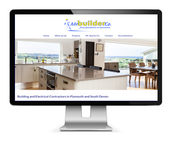 Building Contractors Website